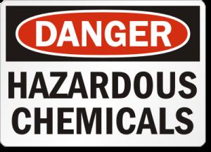 Danger Chemical Stress